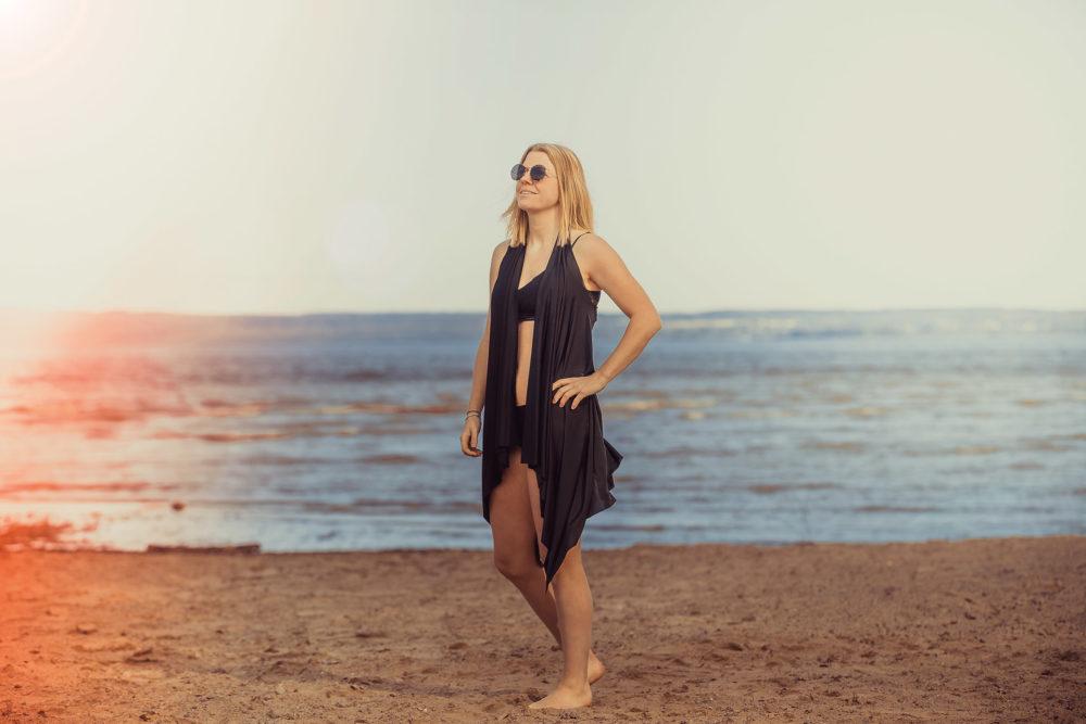 beachklanning natur